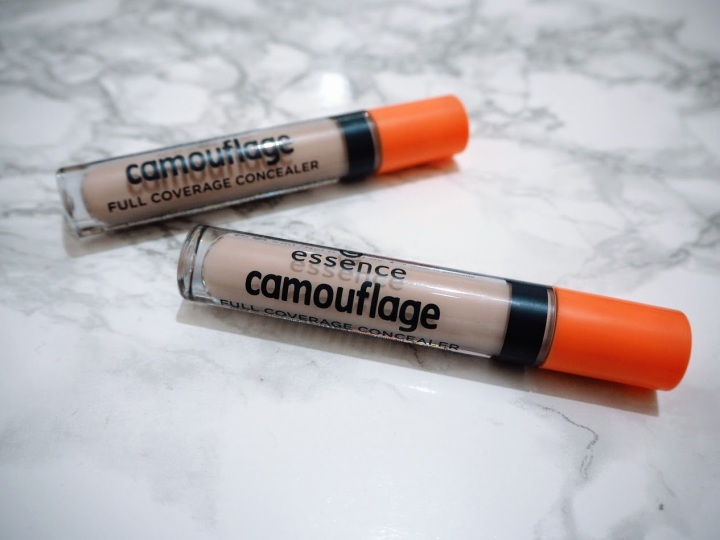 Essence Camouflage Full Coverage Concealer | REVIEW