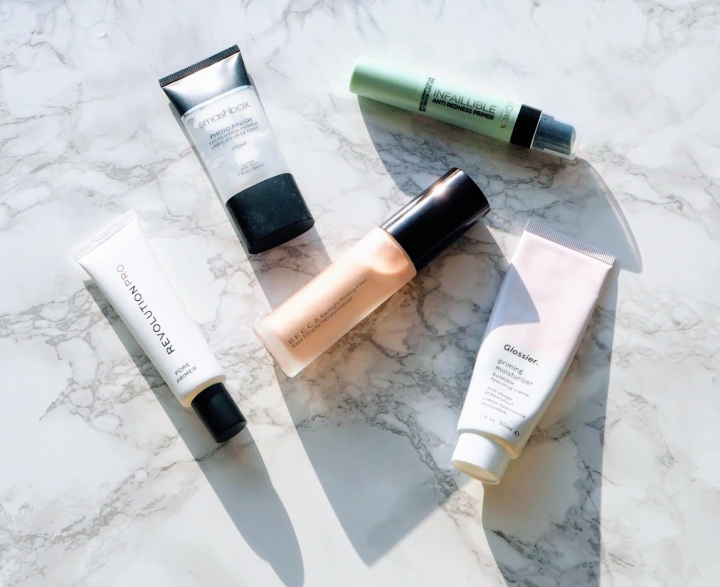The Best Primers For Every Skin Type | COLLECTION