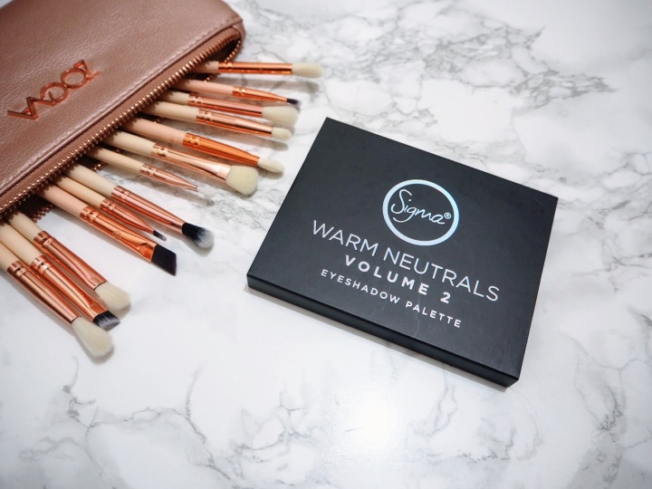 Sigma Warm Neutrals Vol 2 outer packaging