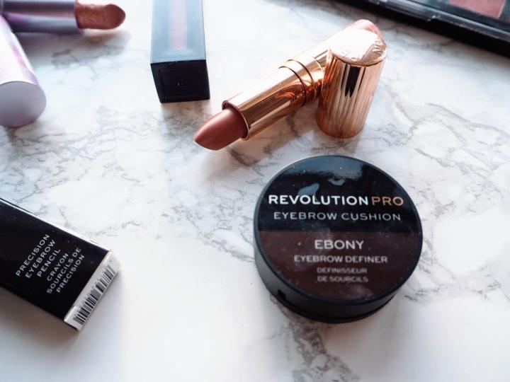 Revolution Renaissance Lipstick Revolution Pro Eyebrow Cushion Ebony