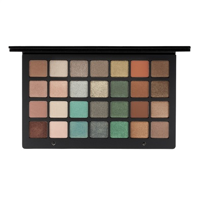ND Green Brown Palette
