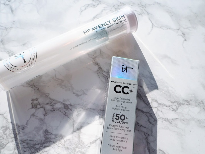 IT Cosmetics Your Skin But Better CC Cream |REVIEW