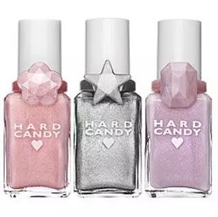 Hard Candy Nail Polish metallics