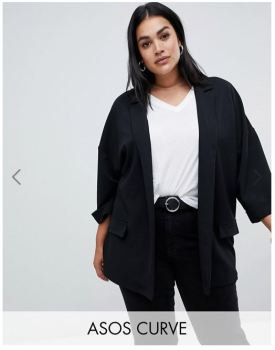 ASOS black blazer