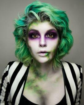 beetlejuice makeup inspo 2