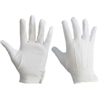 eBay white gloves