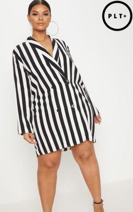 PLT blazer dress